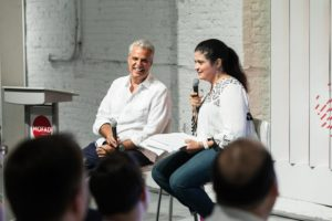 Éric Ripert and Alex Guarnaschelli also have appeared at MOFAD © Andrew Kist