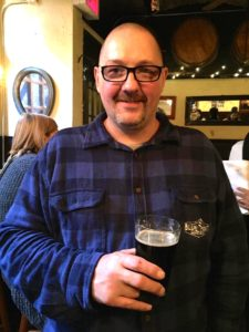 James Richard of Blue Point Brewery © Kaori Mahajan WhereNYC