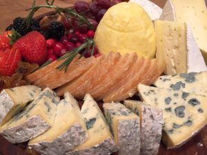 French Cheese Board © Kaori Mahajan for WhereNYC